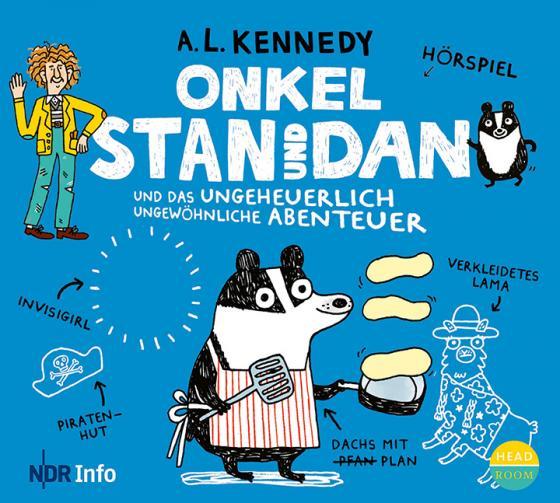 Cover-Bild Onkel Stan und Dan