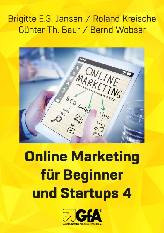 Cover-Bild Online Marketing für Beginner und Startups 4