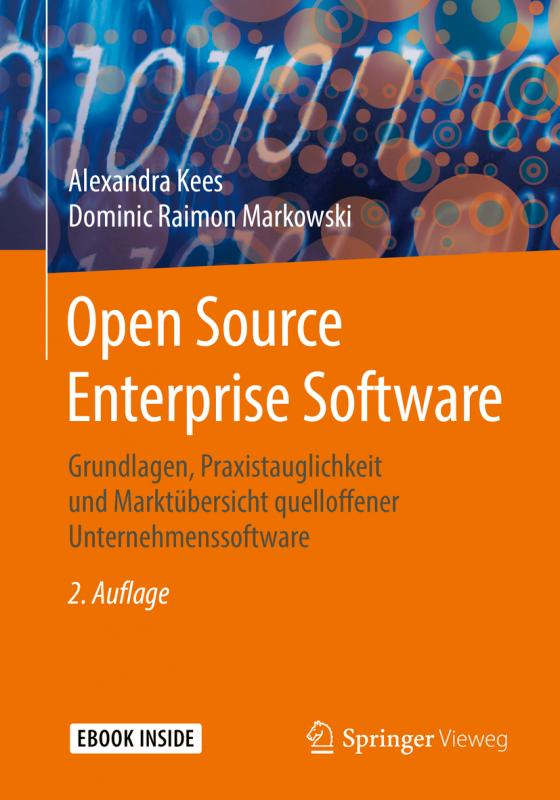 Cover-Bild Open Source Enterprise Software