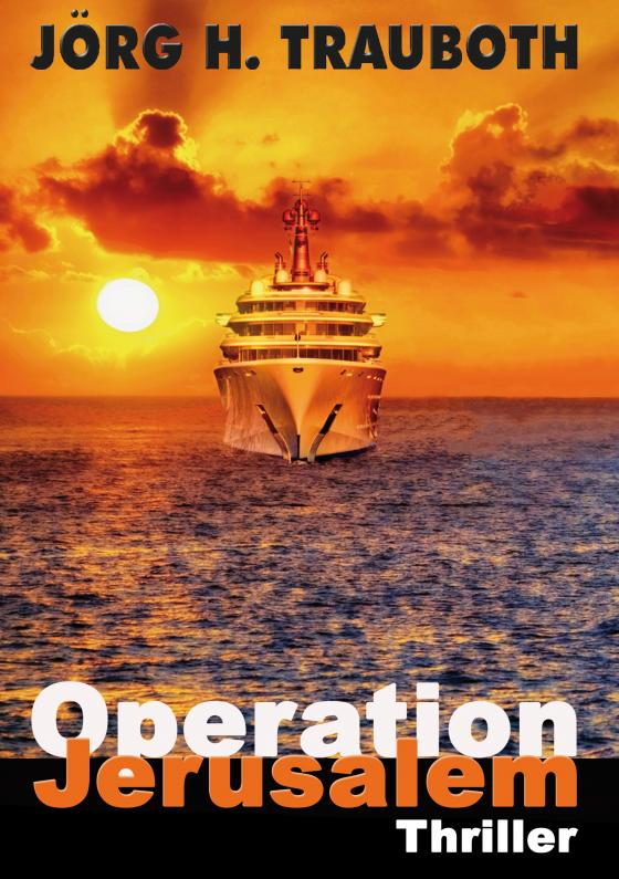 Cover-Bild Operation Jerusalem