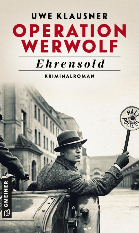 Cover-Bild Operation Werwolf - Ehrensold