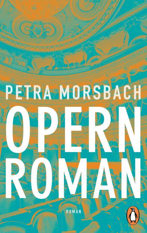 Cover-Bild Opernroman