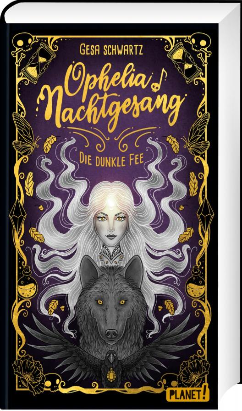 Cover-Bild Ophelia Nachtgesang