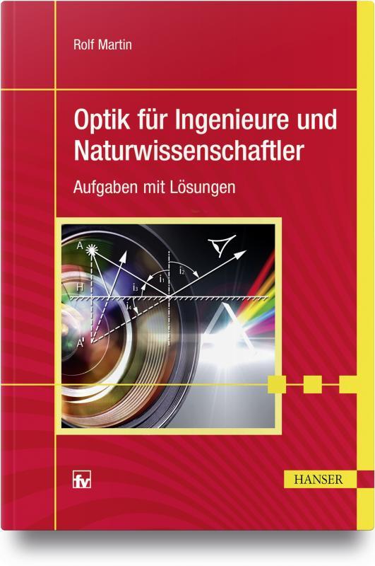 Cover-Bild Optik für Ingenieure und Naturwissenschaftler