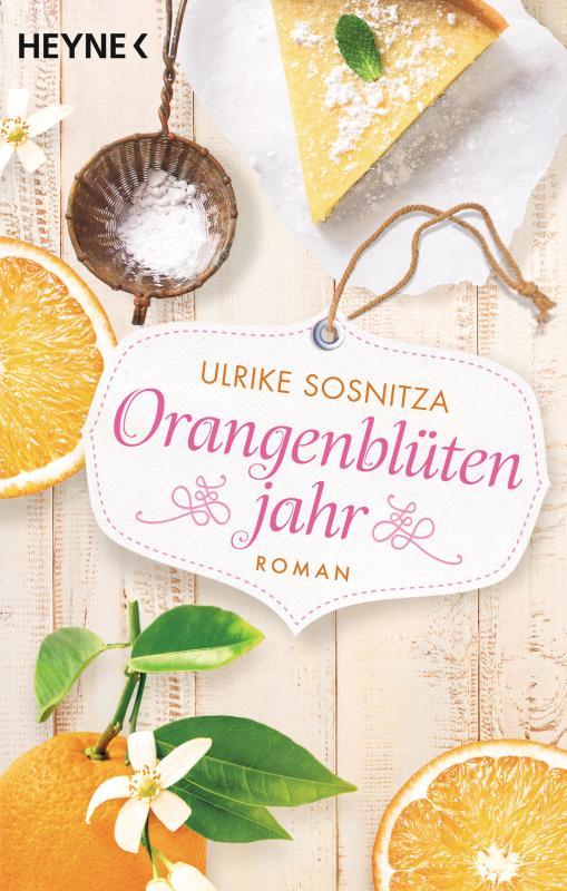 Cover-Bild Orangenblütenjahr