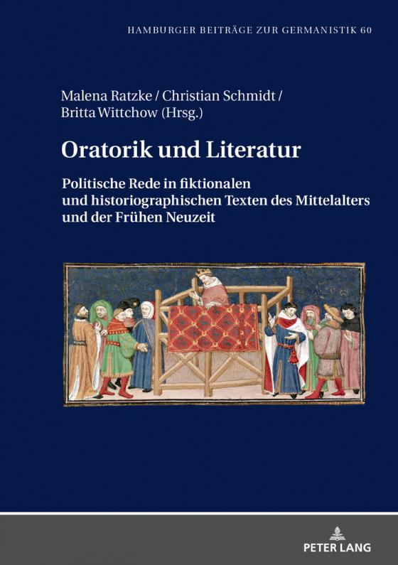 Cover-Bild Oratorik und Literatur