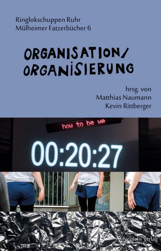 Cover-Bild Organisation/Organisierung