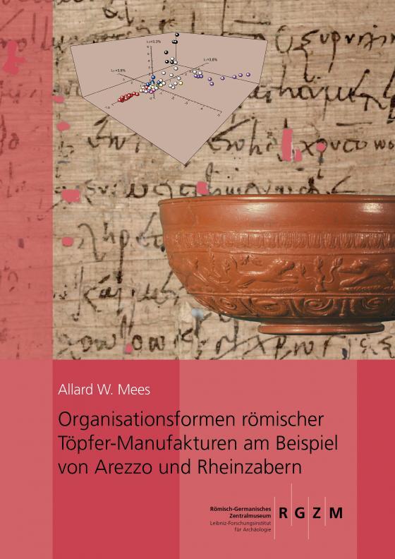 Cover-Bild Organisationsformen römischer Töpfer-Manufakturen am Beispiel von Arezzo und Rheinzabern