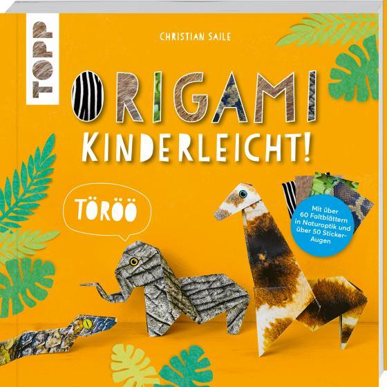Cover-Bild Origami kinderleicht!