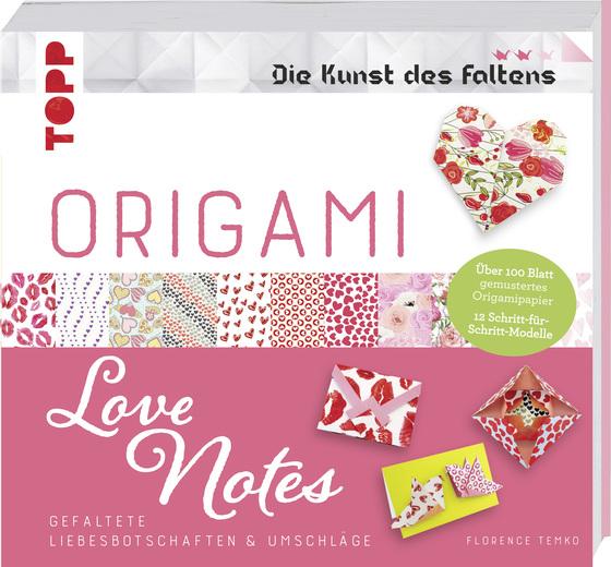 Cover-Bild Origami Love Notes (Die Kunst des Faltens)