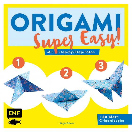 Cover-Bild Origami - super easy!