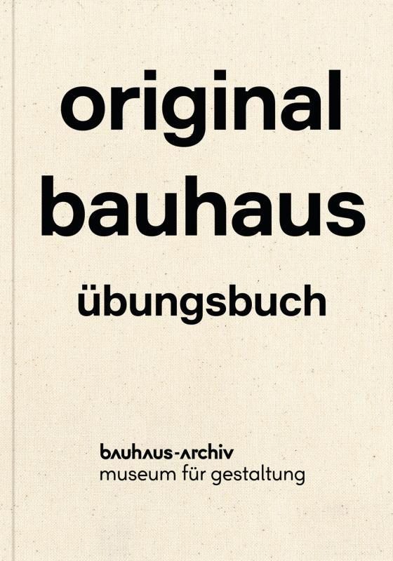 Cover-Bild original bauhaus - dt.