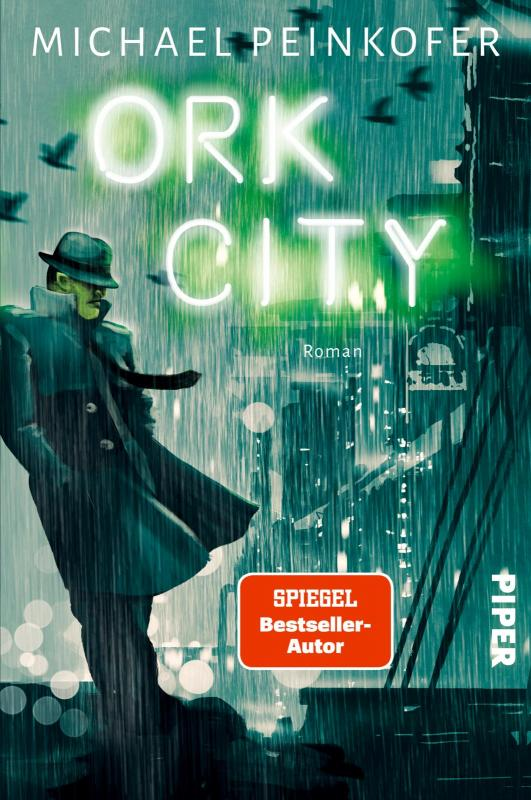 Cover-Bild Ork City