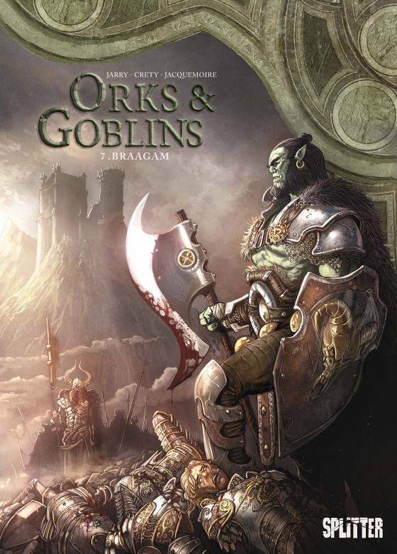 Cover-Bild Orks & Goblins. Band 7
