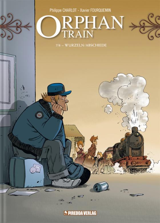 Cover-Bild Orphan Train Band 7/8