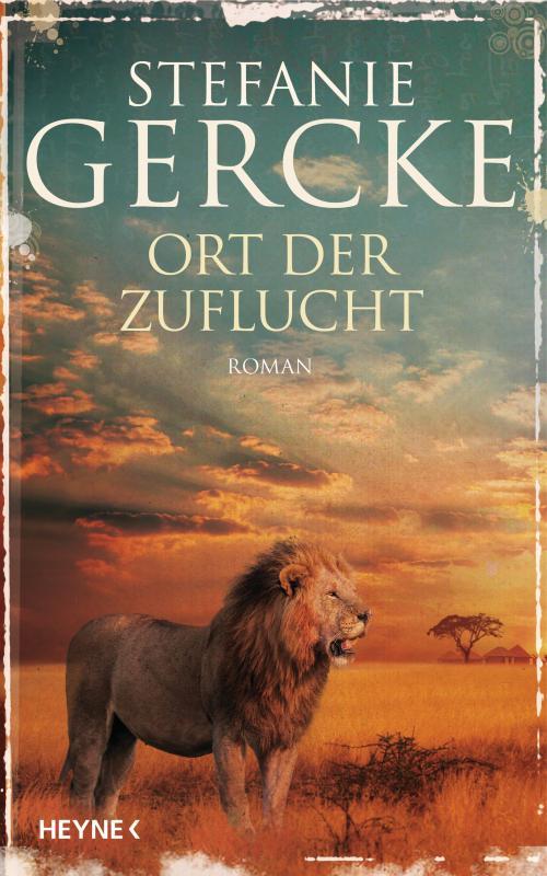 Cover-Bild Ort der Zuflucht