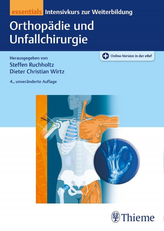Cover-Bild Orthopädie und Unfallchirurgie essentials