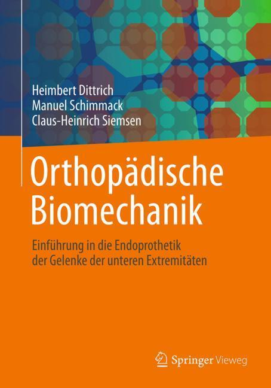 Cover-Bild Orthopädische Biomechanik