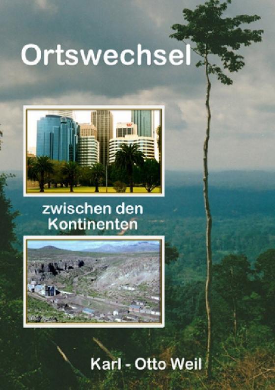 Cover-Bild Ortswechsel zwischen den Kontinenten