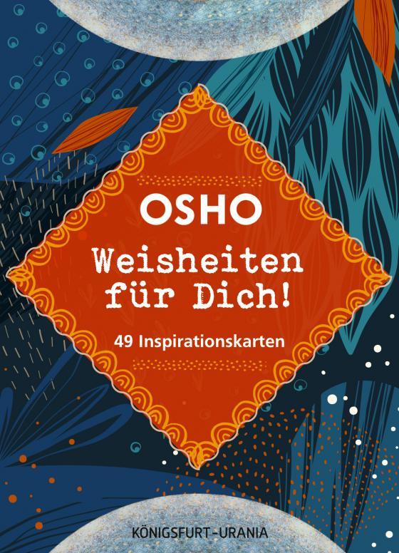 Cover-Bild OSHO Weisheiten für dich!