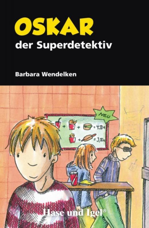Cover-Bild Oskar, der Superdetektiv