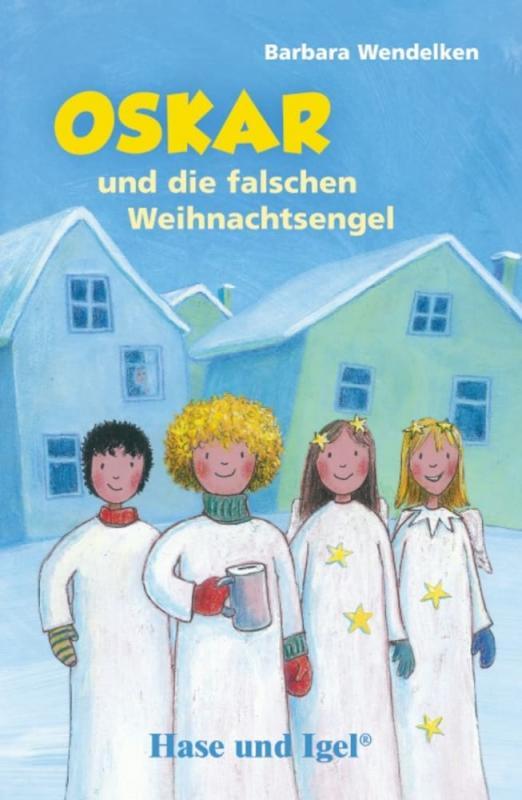 Cover-Bild Oskar und die falschen Weihnachtsengel / Neuausgabe