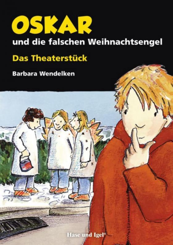 Cover-Bild Oskar und die falschen Weihnachtsengel