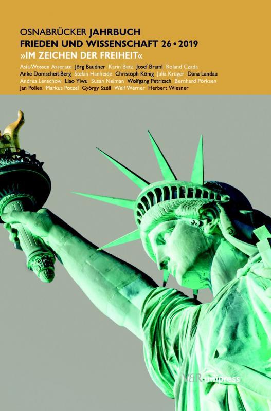 Cover-Bild Osnabrücker Jahrbuch Frieden und Wissenschaft XXVI / 2019