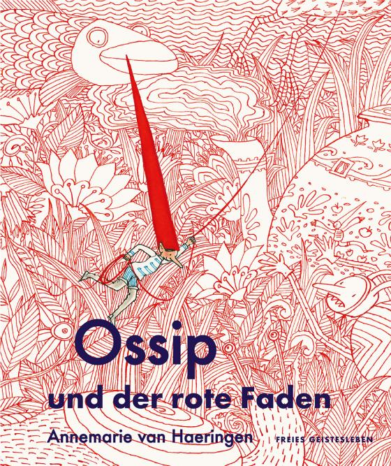 Cover-Bild Ossip und der rote Faden