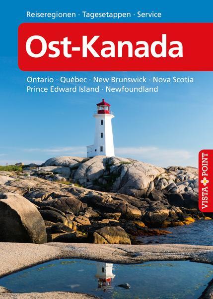 Cover-Bild Ost-Kanada - VISTA POINT Reiseführer A bis Z