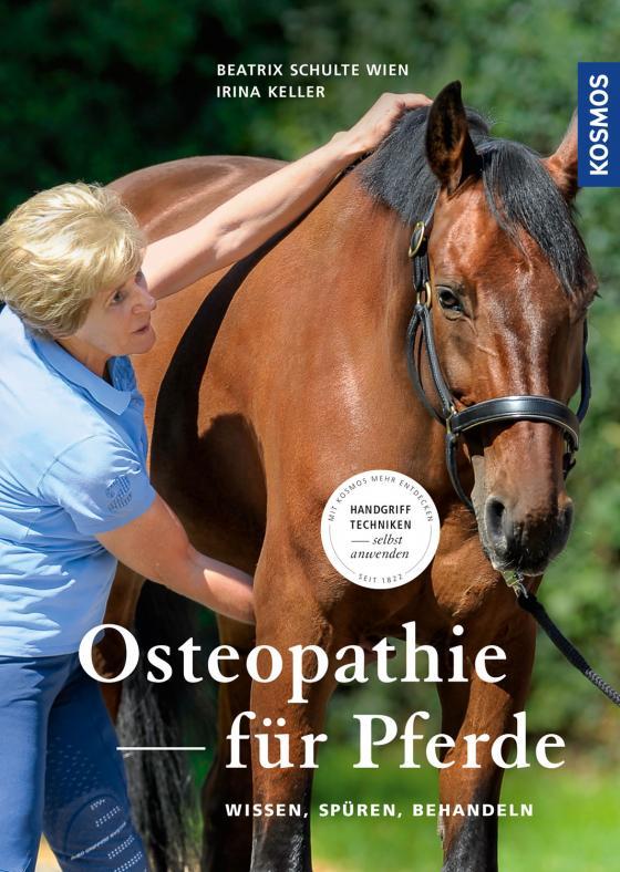 Cover-Bild Osteopathie für Pferde