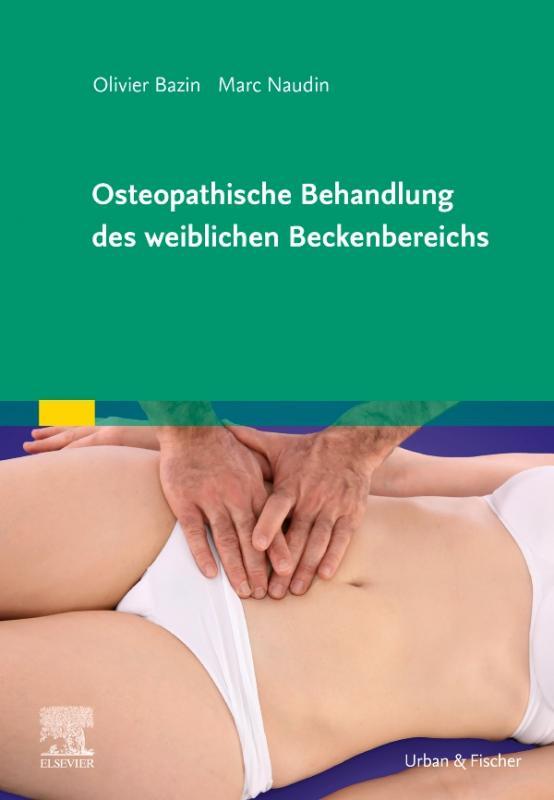 Cover-Bild Osteopathische Behandlung des weiblichen Beckenbereichs
