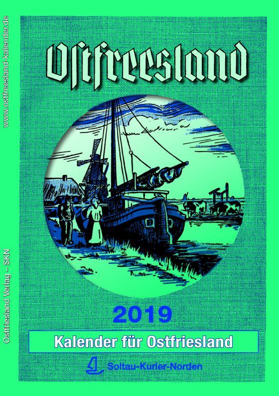 Cover-Bild Ostfreesland Kalender 2019
