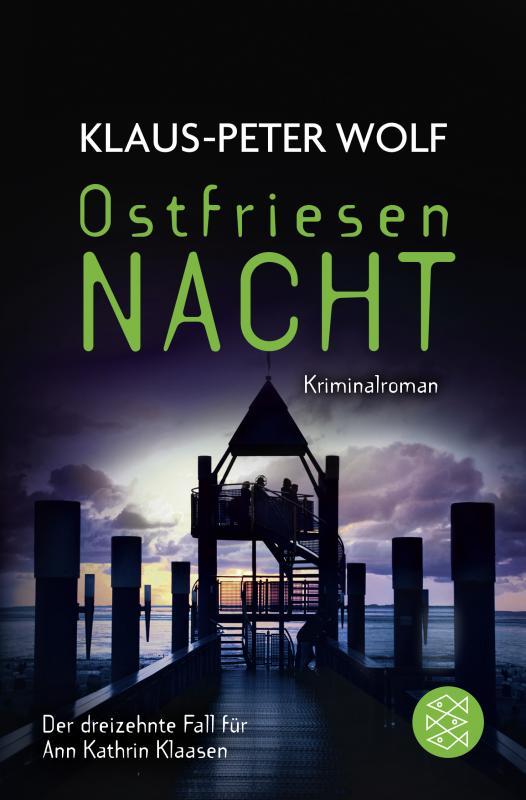 Cover-Bild Ostfriesennacht
