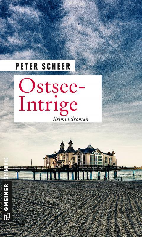 Cover-Bild Ostsee-Intrige