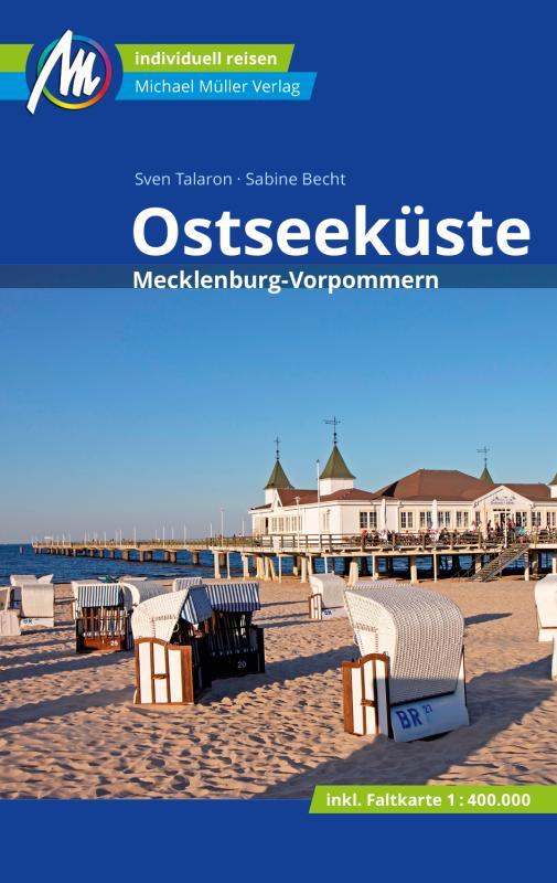 Cover-Bild Ostseeküste Reiseführer Michael Müller Verlag