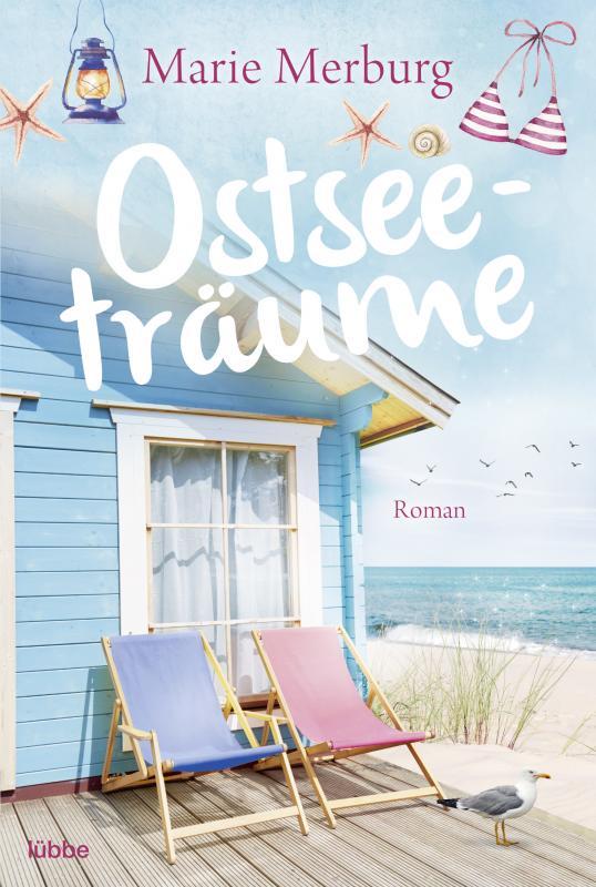 Cover-Bild Ostseeträume