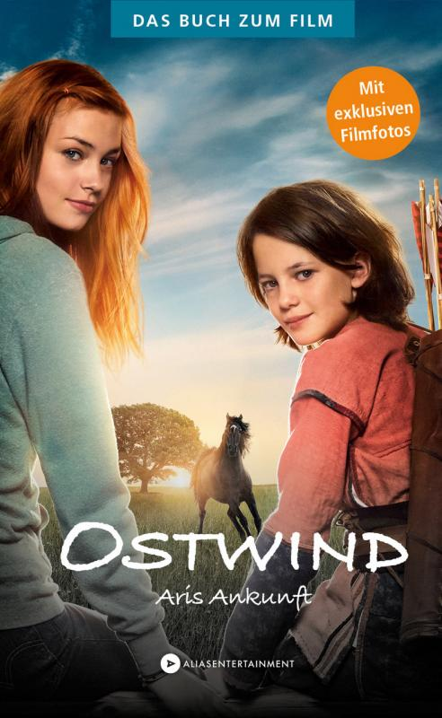 Cover-Bild Ostwind - Aris Ankunft
