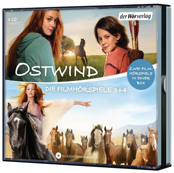 Cover-Bild Ostwind Die Filmhörspiele 3 + 4