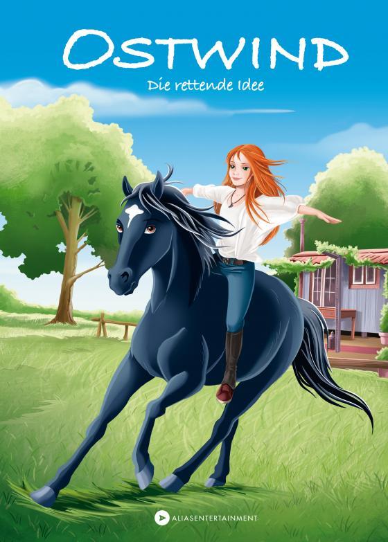 Cover-Bild Ostwind - Die rettende Idee