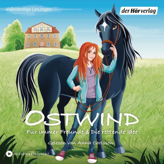 Cover-Bild Ostwind - Für immer Freunde & Die rettende Idee