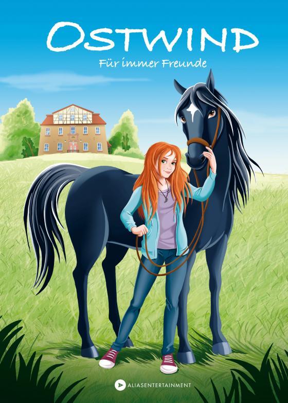 Cover-Bild Ostwind - Für immer Freunde