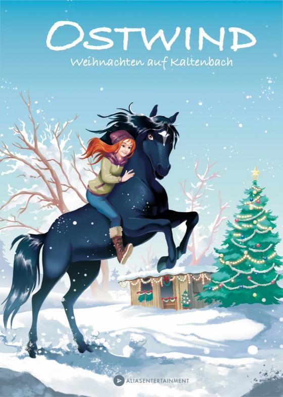 Cover-Bild Ostwind - Weihnachten auf Kaltenbach