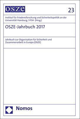 Cover-Bild OSZE-Jahrbuch 2017