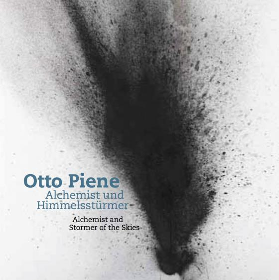 Cover-Bild Otto Piene. Alchemist und Himmelsstürmer / Alchemist and Stormer of the Skies