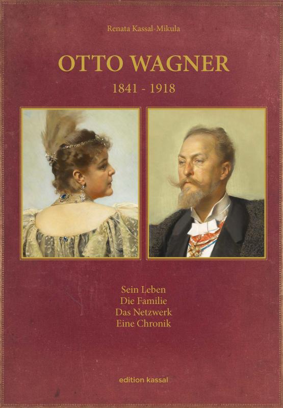 Cover-Bild Otto Wagner 1841-1918