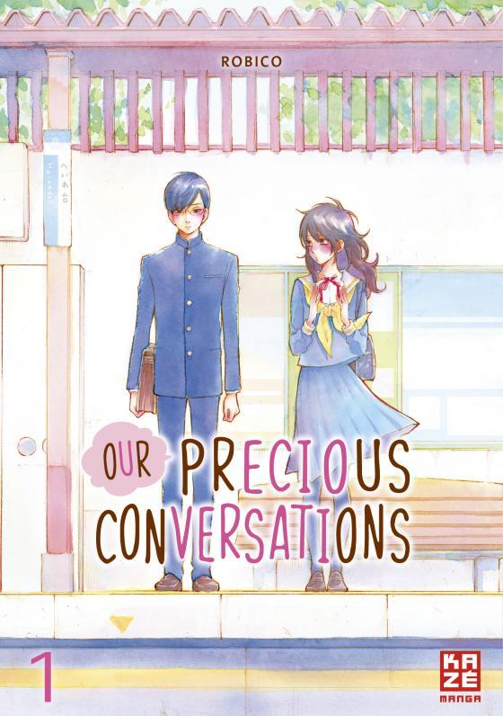 Cover-Bild Our Precious Conversations – Band 1
