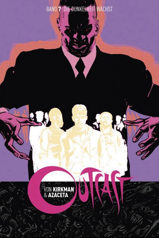 Cover-Bild Outcast 7