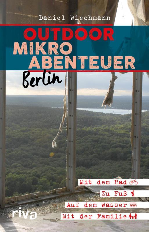 Cover-Bild Outdoor-Mikroabenteuer Berlin