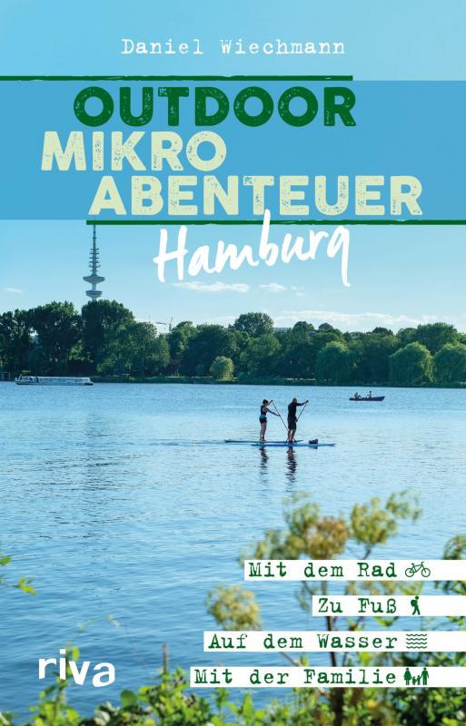 Cover-Bild Outdoor-Mikroabenteuer Hamburg